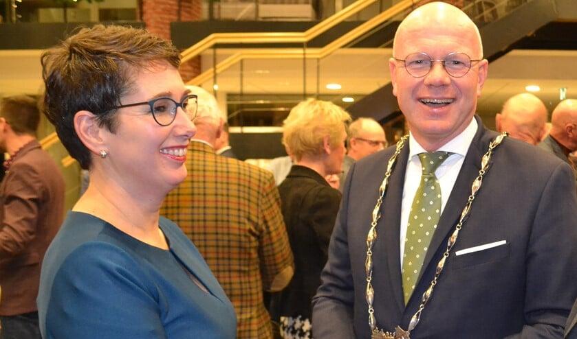 Burgemeester Klaas Tigelaar zal vertellen over de activiteiten in Leidschendam-Voorburg in het kader van 75 jaar vrijheid (foto: IK).