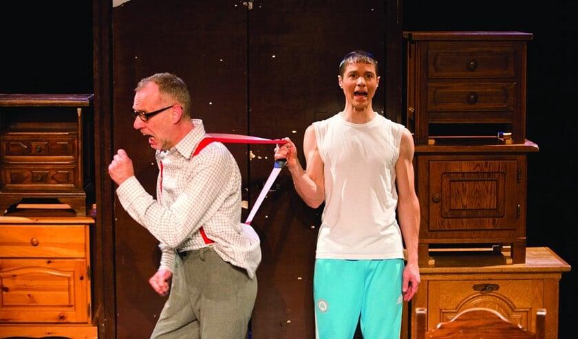 <p>Jeugdtheater Dender staat zondag in Theater Ludens met de voorstelling &#39;Bliep bliep&#39; (foto: Remke Spijkers).</p>