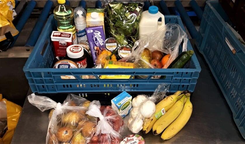 Voedselbank Leidschendam-Voorburg ontvangt financiële steun om lokaal verse producten in te kopen.