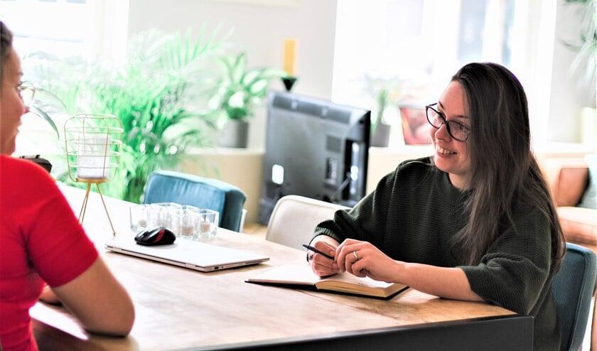 Als professional organizer helpt Rosanne met het aanbrengen van orde, overzicht en structuur in het leven van jonge gezinnen