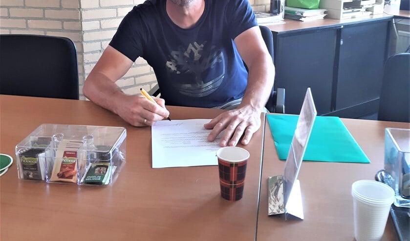De JO19 wordt volgend seizoen getraind door Dennis Appelo (foto's: pr).