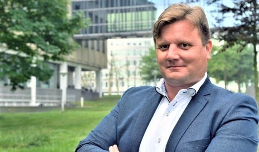 Christiaan de Vries (foto: gemeente LV).