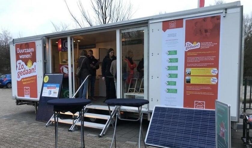 Inwoners krijgen duurzame info en advies in de WoonWijzerWinkel.