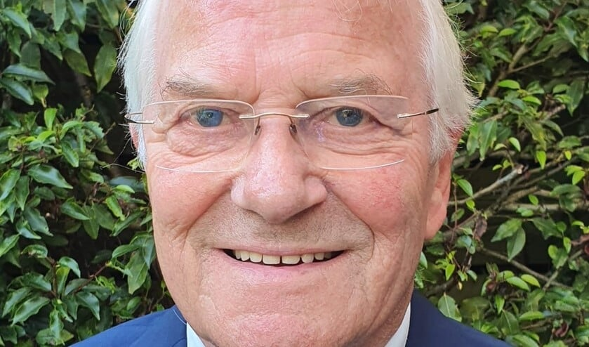 Arnold Brans stapt uit ontevredenheid over het beleid van de VVD m.b.t. Schakenbosch over naar GBLV (foto: pr).