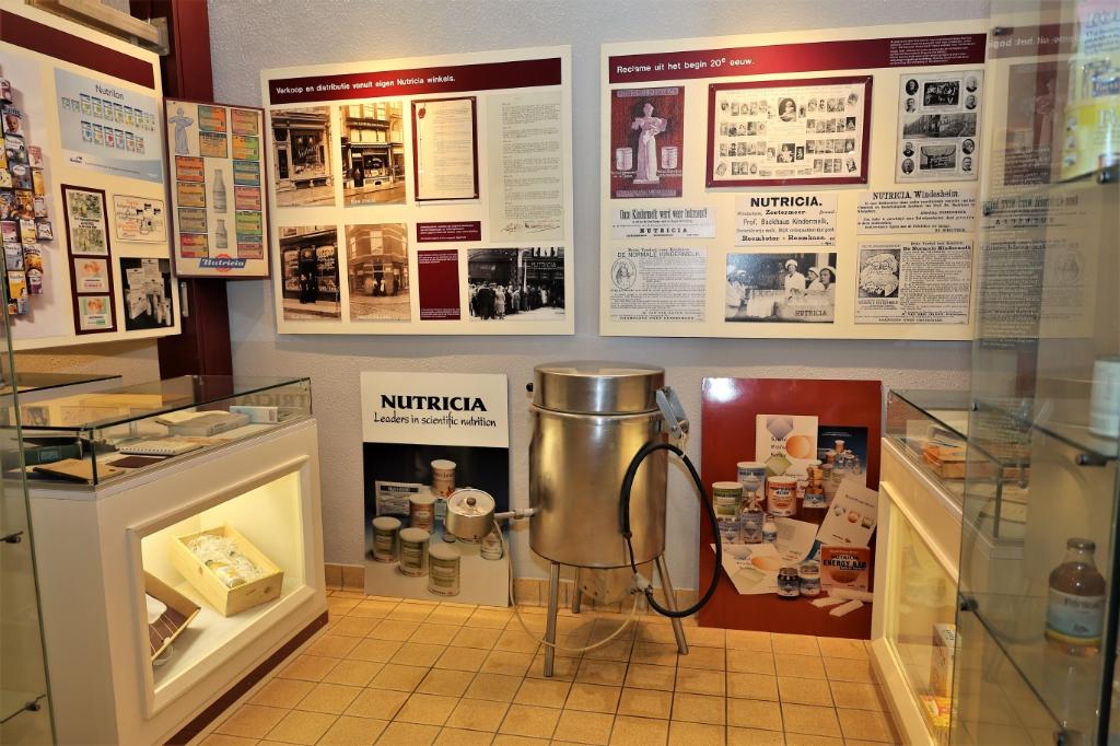 Het Nutricia Museum. Fred Roland Zoetermeer © Telstar Uitgeverij B.V