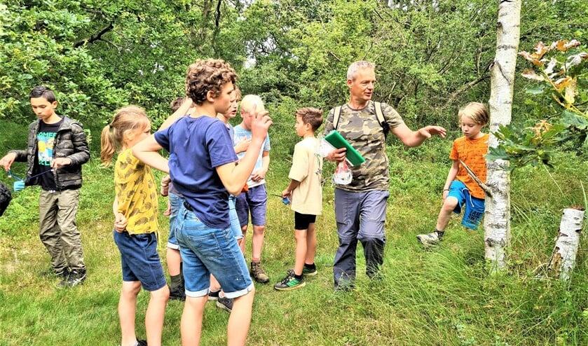 <p>In Park Meijendal kan bijvoorbeeld een overlevingcursus voor de jeugd georganiseerd worden (archieffoto pr SenW).</p>