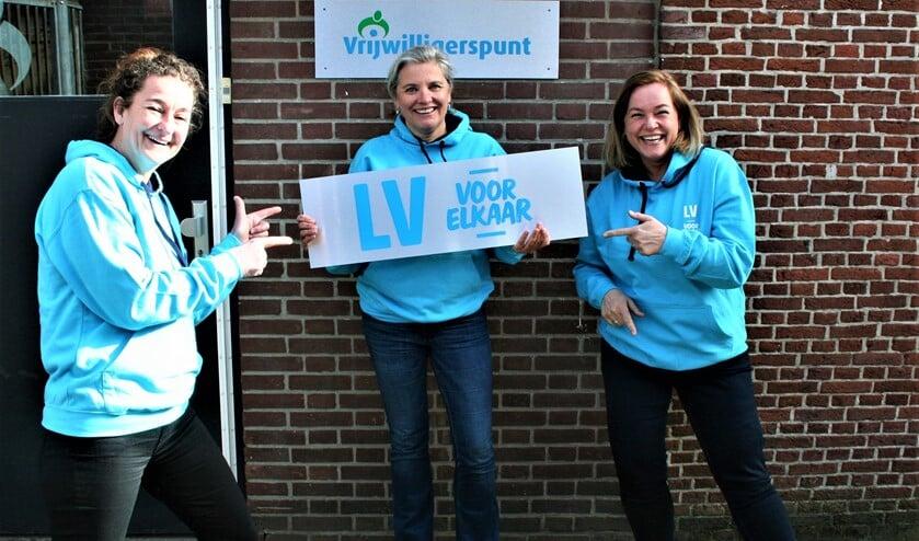 <p>Lancering van LVvoorElkaar, het nieuwe vrijwilligersplatform in de plaats van het Vrijwilligerspunt (archieffoto Woej).</p>
