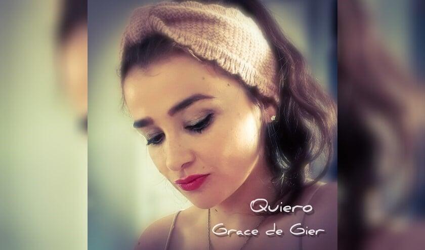 <p>Grace de Gier is een Colombiaanse rock- en popzangeres/songwriter. Ze zingt in het Spaans en woont nu in Nederland. </p>