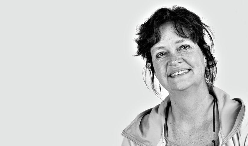 <p>Gitta Pardoel is de schrijver en daardoor als het ware de architect van MusjesHuis (tekst: Peter den Hollander / foto: pr).</p>
