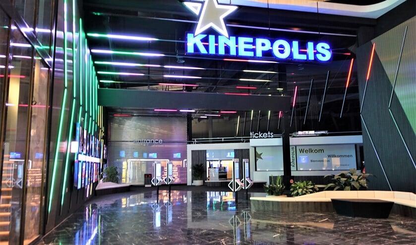 <p>Nu ook de bioscopen weer open mogen, opent op 5 juni de megabios in de Westfield Mall of the Netherlands (foto: Ap de Heus).</p>