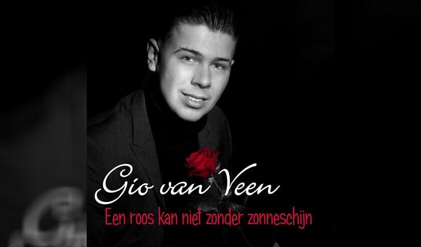 <p>Gio van Veen is zondag als eerste te horen (foto: pr).</p>