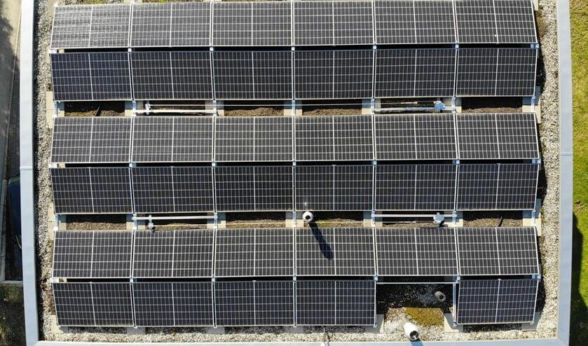 <p>De gemeente wil elektriciteit opwekken met zonne-energie, met het liefst zoveel mogelijk zonnepanelen op daken.</p>