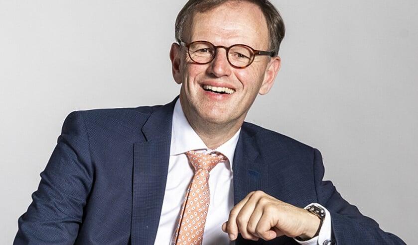 <p>Van der Kamp is nu nog burgemeester van Bodegraven-Reeuwijk, maar wordt de nieuwe directeur van de Omgevingsdienst Haaglanden (foto: pr). </p>