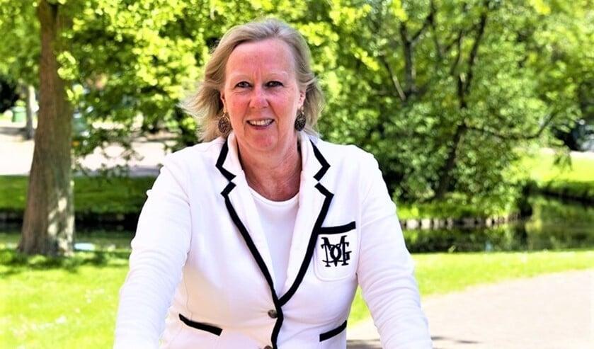 Astrid van Eekelen is bij de komende gemeenteraadsverkiezingen weer lijsttrekker voor de VVD (foto: pr).