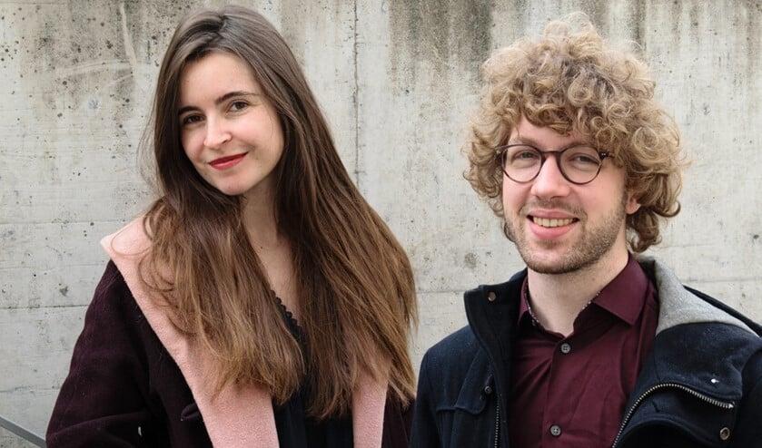 <p>C&eacute;cile Chartrain (klavecimbel) en Matthijs van der Moolen (baroktrombone) treden speciaal voor dit programma op als duo. &nbsp;</p>