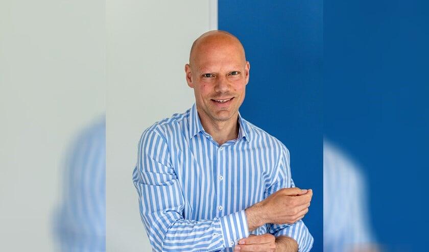 <p>Harry Bosma maakt met plezier de overstap. Foto: Ineke Oostveen</p>