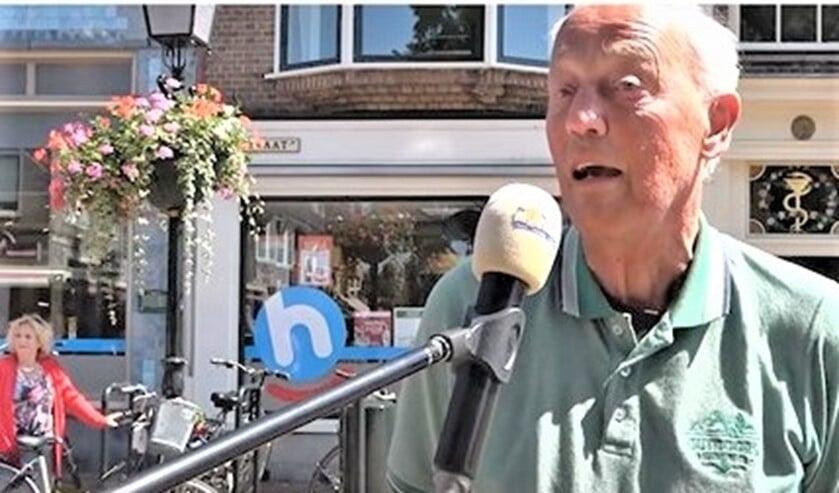 Inwoners reageren op het vertrek van burgemeester Klaas Tigelaar (foto: still Midvliet.nl).