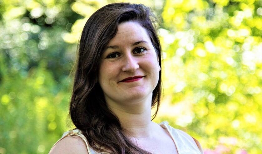<p>Marie Christine van der Gronde is de fractievoorzitter van GroenLinks Leidschendam-Voorburg voor de gemeenteraadsverkiezingen (foto: pr).</p>