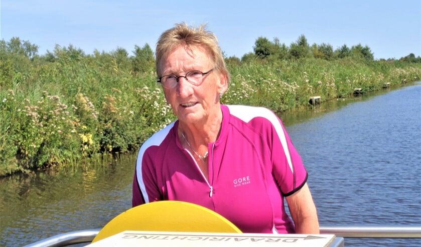 <p>Bettie van Veen beschrijft haar tuindersfamilie in Veur (foto: pr).</p>