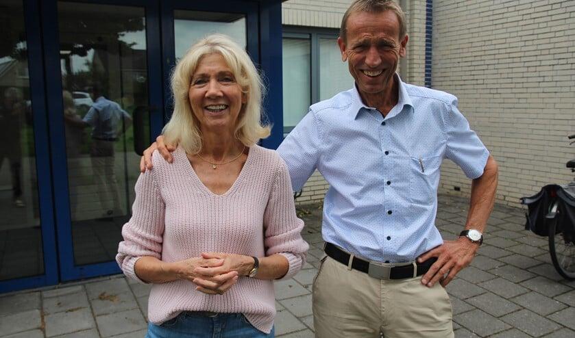 <p>Jaap de Geus en Annette van der Stap hebben meer dan vijftien jaar intensief samengewerkt. </p>