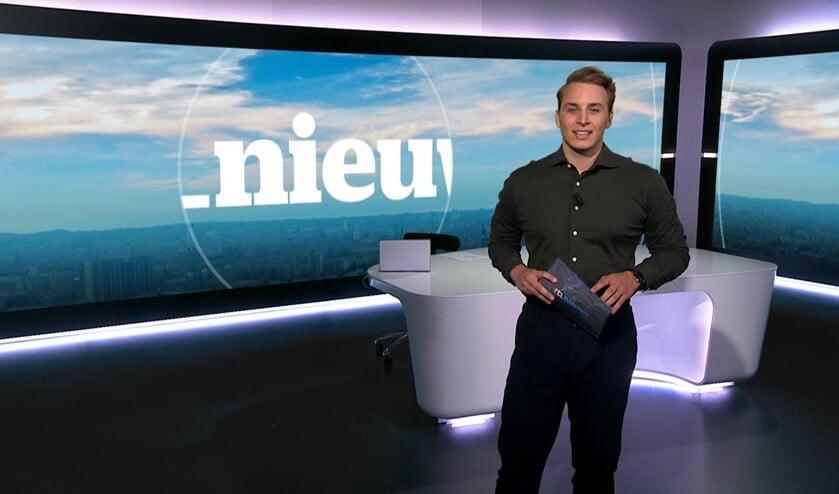 <p>Boyan tijdens &eacute;&eacute;n van de vele proefuitzendingen. Nu is hij &#39;s ochtends echt te bewonderen op RTL 4! </p>