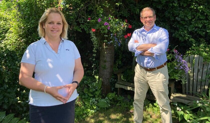 <p>Ilona en Daan zijn klaar voor de gemeenteraadsverkiezingen.</p>