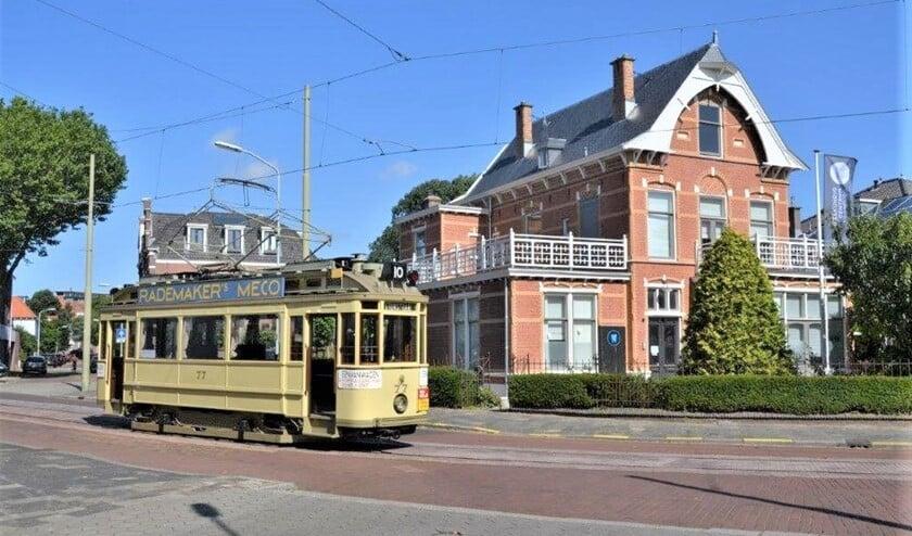 <p>De combitocht 2021 vindt onder meer plaats met een Haagse tram &nbsp;uit 1930 (foto: Ton Slootmaker).</p>