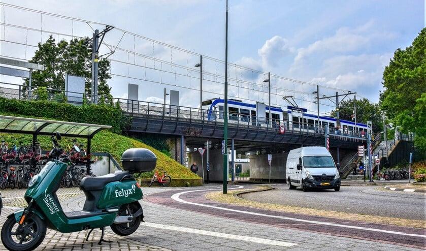 <p>Om toekomstbestendig te zijn zet de gemeente in op OV, fietsen, deelmobiliteit en schone voertuigen. (foto&rsquo;s: gemeente LV).</p>
