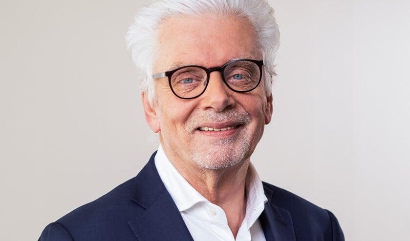 Omroep Max directeur Jan Slagter. Foto: Elvin Boer