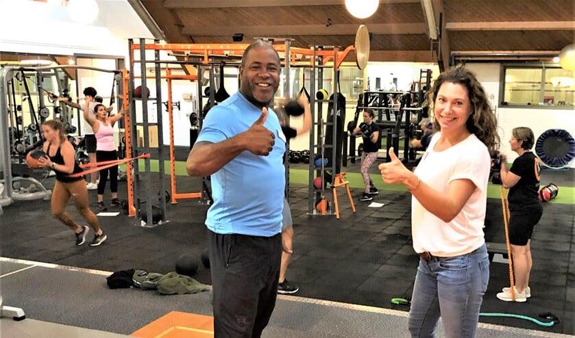 <p>&quot;Fit, healthy & happy, dat doen we dus samen. Samen met jou!&rdquo;, aldus Ambani de Haan, general manager van Westvliet Family Sports & Health Club.</p>