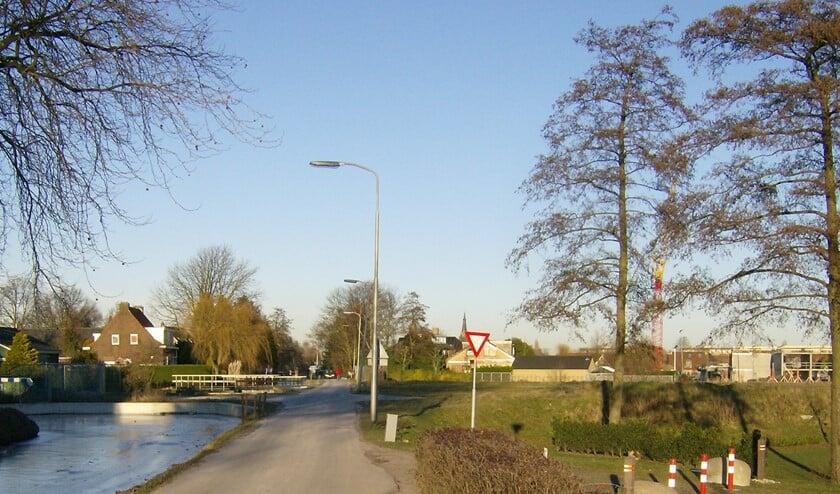 <p>Het doodlopende gedeelte van de Veenweg (nu Kortelandseweg) werd vroeger Zwarte End genoemd.</p>