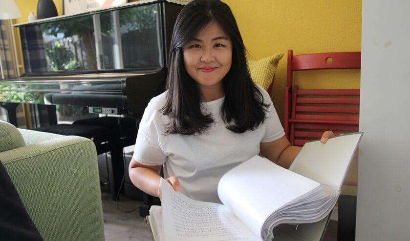 <p>De Koreaanse sopraan Jeong Joo Lee zingt zaterdag diverse liederen en wordt begeleid door haar landgenote Ann Kim.</p>