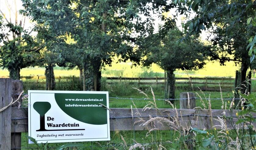 <p>Aan de Ondermeerweg in Stompwijk wordt de nieuwe zorgboerderij De Waardetuin geopend (foto: www.dewaardetuin.nl).</p>
