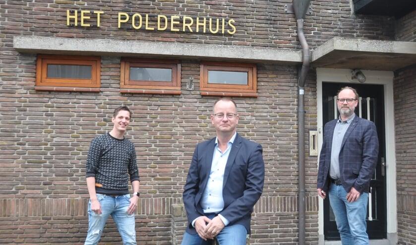 <p>Job Schepers (links) en Duncan Whyte (rechts) nemen het over van Ren&eacute; de Lange.</p>