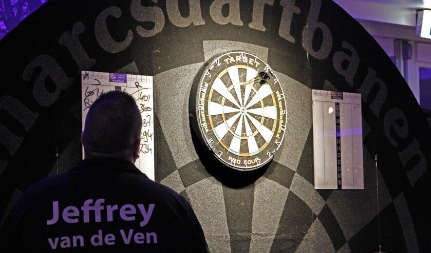 Het Asteria Nieuwjaars-darttoernooi staat in de startblokken. Foto: archief Peel en Maas.