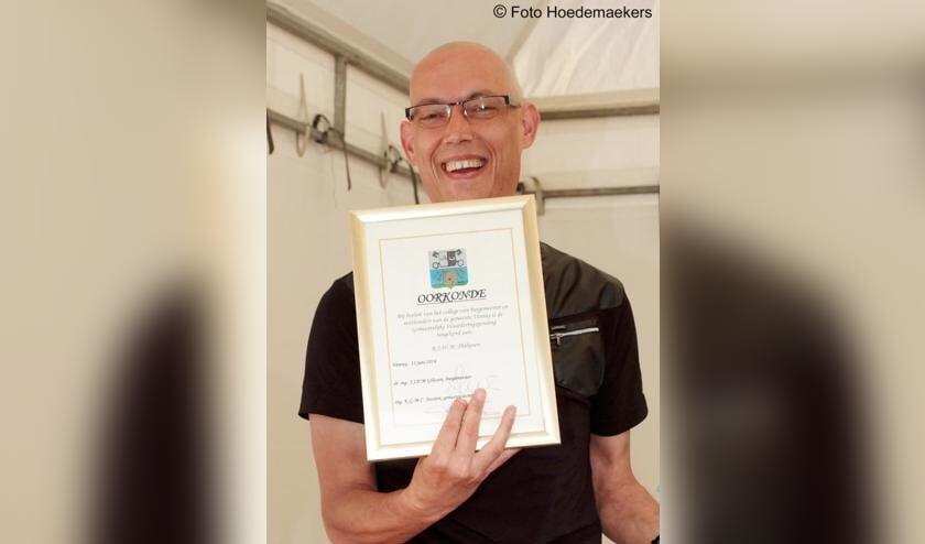 Richard Philipsen, foto archief Peel en Maas.