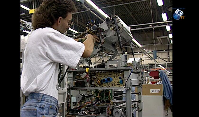 50 jaar Xerox in Venray staat centraal in Venray van toen. Foto: Sinvid Mediamakers.