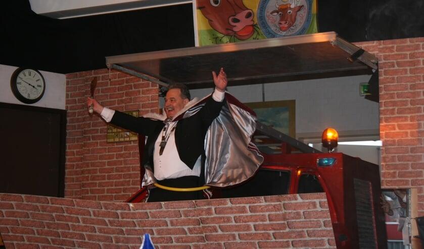 Gerrit Bardoel is de nieuwe prins van Oirlo.