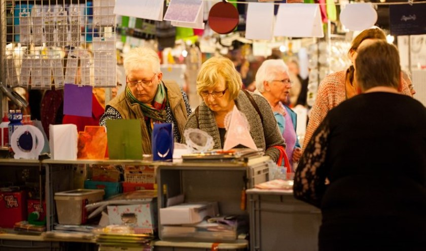 Herfst Fair en Crea Weekend Najaar trokken samen veel bezoekers.
