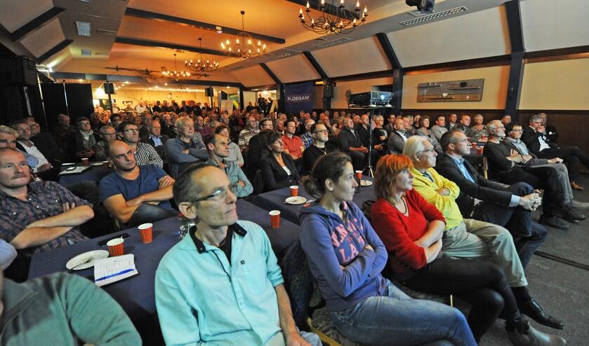 Op 11 oktober ging de documentaire in première in Meerlo. Foto Lé Giesen.