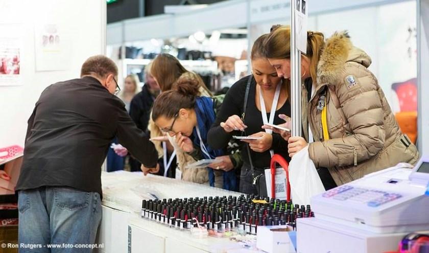 4.600 geïnteresseerden bezochten de vakbeurs Uiterlijke Verzorging  in Evenementenhal Venray.