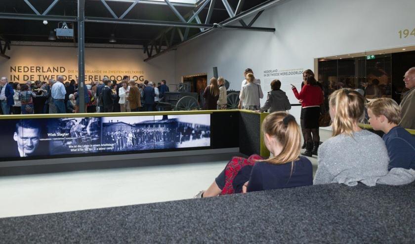 De nieuwe vaste opstelling van het museum is in gebruik genomen. Foto: Albert Hendriks.
