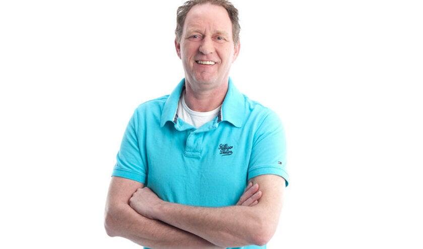 Piet Paulusma spreekt op Tuinbouw Relatiedagen Venray 2016 over 'extreem weer'.