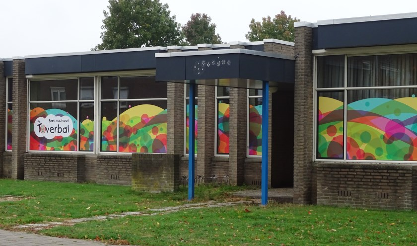 Basisschool De Toverbal wordt na dit schooljaar gesloten. Foto: archief Peel en Maas.