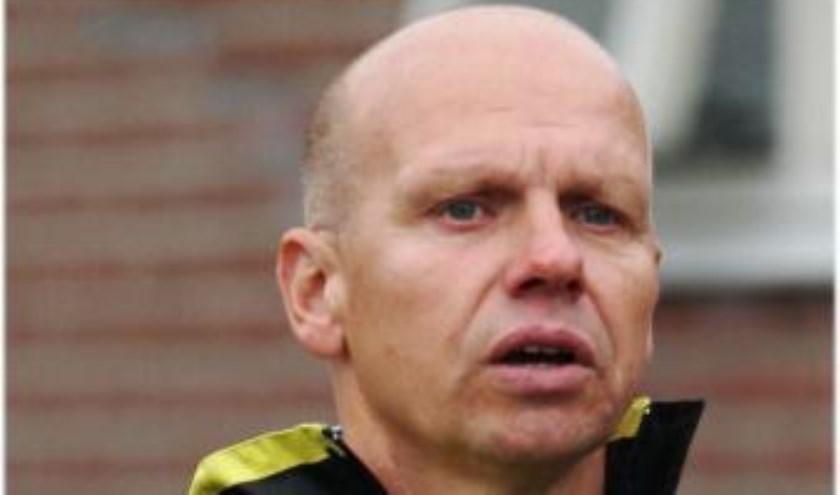 Ruud Vermeer wordt de nieuwe trainer van SSS'18. Foto: Website SSS'18.
