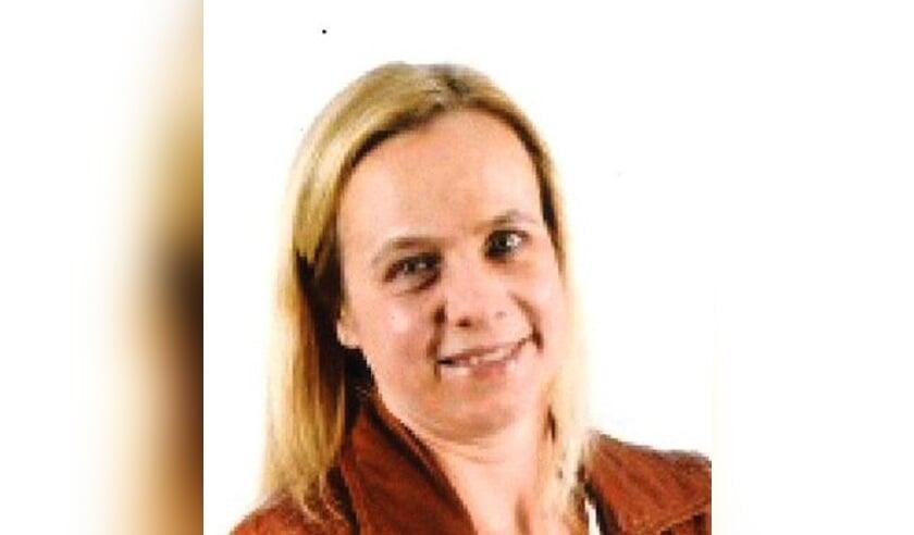 Saskia van Dijk is vermist. Foto: politie.