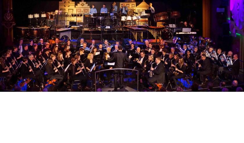 De Koninklijke Harmonie van Horst bestaat 200 jaar.