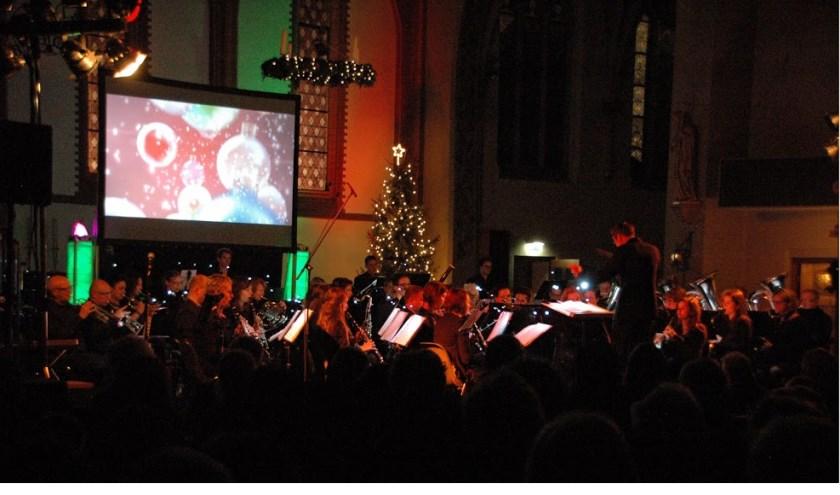 Harmonie St. Catharina verzorgt ook dit jaar weer een kerstconcert.