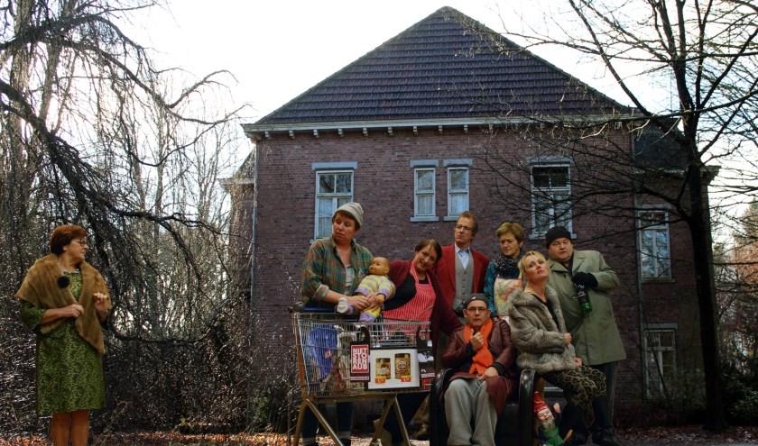 Toneelvereniging Comedia presenteert De Goot.
