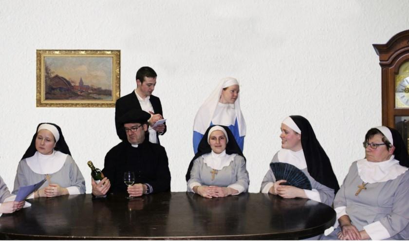 Oirato brengt Zonde van de zusters op de planken.